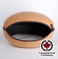Nido de gato el Canadian Cat Company - Cama para gato, Cueva Cuna