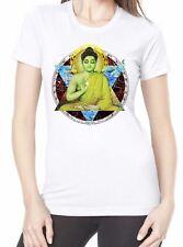 Buddha Dharma Buddhist Women's T-Shirt - Buddhism Meditation