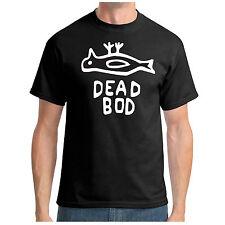 Guardar muerto Bod T-Shirt-Hull Arsenal Graffiti Divertido Broma Eslogan RNLI