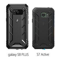 POETIC Revolution Series 【Premium Rugged】Case For Galaxy S8 Plus / S7 Active