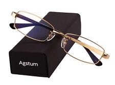 048b1c8d9e 100% Pure Titanium Spectacles Men Full Rim Optic Eyeglass Frame eyewear Rx  8835