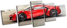 Lykan Hypersport Exotic Supercar Cars MULTI DOEK WALL ART foto afdrukken