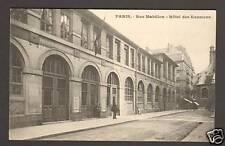 PARIS / RUE MABILLON / HOTEL DES EXAMENS / PREFECTURE