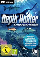 Depth Hunter - Der Speerfischen-Simulator - PC - NEU