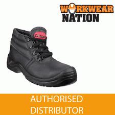 centek FS83 travail du cuir botte de sécurité noir - vendre
