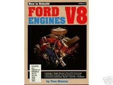 351C  400 429CJ  460 -COUGAR  V8 ENGINE REBUILD-1968-73