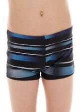 O'Neill Étroit Shorts de Bain Mode de Bain Blau Rayures Motif Cordon Coulissant