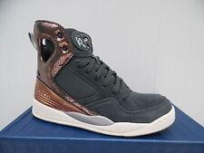 Reebok Classic Sneaker Damen Alicia Keys Court  Grau Sport High Top Sneaker  NEU