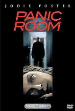 PANIC ROOM SUPERBIT JODIE FOSTER (2006) DVD