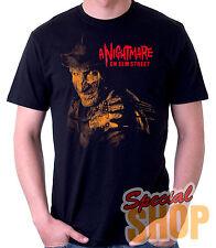 T-Shirt a Nightmare on Elm Street-Freddy Krueger T-Shirt Guy/Girl Boy