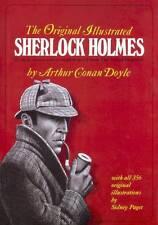 The Original Illustrated Sherlock Holmes: 37 Short Stories and a Novel - HBDJ