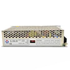 150W Single Output Voltage 5V 12V 15V 24V 48V Switching Power Supply S-150