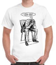 I Still Mlle John Peel T-shirt INDIE PUNK