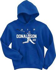 "Josh Donaldson Toronto Blue Jays ""AIR HR NEW"" shirt Hooded SWEATSHIRT HOODIE"