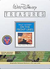 Walt Disney Treasures - On the Front Lines, Acceptable DVD, Pinto Colvig, John M