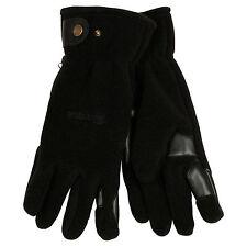 AIGLE Des gants polaire BALMORAL noir - Polartec Classique 300