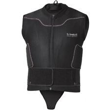 Held Ladies Rank Lycra Mesh Motorcycle Protector Waistcoat - Black
