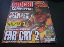 GIOCHI PER IL MIO COMPUTER N° 149 dicembre 2008 GMC
