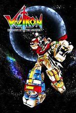 Voltron POSTER   4 Sizes   figure toy dvd series boxset bluray comic rare boxed