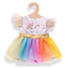 Kleidung & Accessoires Heless Puppenkleidung Eulenkleid in 2 Größen Babypuppen & Zubehör
