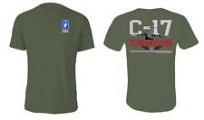 173rd Airborne Brigade-C-17 Globemaster Cotton Shirt-8345