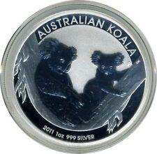 1/2 OZ 999 Silber  50 cent Koala 2011 Silver