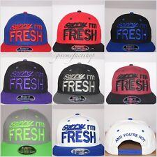 Sorry I'm Fresh Snapback, ajustée visière plate casquettes de Baseball,