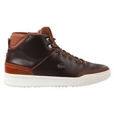 Lacoste Explorateur Classic Sneaker Winterschuhe Herren Braun 36CAM0025 DT3