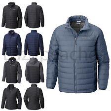 Columbia Sportswear Men's Size S-3XL, Ladies, Oyanta Trail, Puffer Jacket, Black