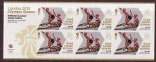 Gran Bretaña Londres 2012 Remo para mujer Double sculls Minipliego um Olimpiadas