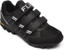 FLR Bushmaster MTB/Trail Cyclisme Chaussures en Noir/Argent Spd
