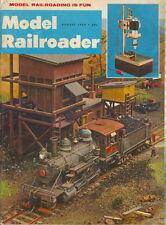 1969 Model Railroader Magazine: Ben King Drill Press