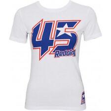 New Official Scott Redding White Woman's T Shirt  -  SRW TS 2006 06