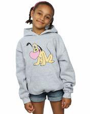 Disney Girls Pluto Love Heart Hoodie