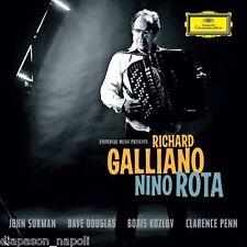 Richard Galliano: Nino Rota - CD