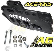 Guía de cadena Acerbis Negro Bloque Yamaha YZF 450 07-12 WRF 250 07-11 WRF 450 07-12