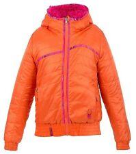 NEW $150 SPYDER GIRLS/KIDS SKI/SNOWBOARD HIGH-PILE REVERSIBLE FLEECE JACKET