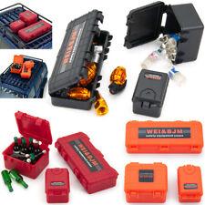 3PCS / SET Mini Plastic Storage Box For RC Crawler Accessories TRX-4 SCX10 D90