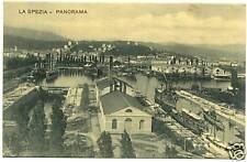 LA SPEZIA - PANORAMA 1908