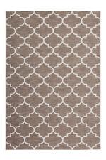 Teppich Outdoor Marokkanisches Muster Maroc Design Modern Grau Beige
