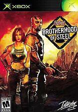 Fallout: Brotherhood of Steel (Microsoft Xbox, NTSC, Complete & VG)