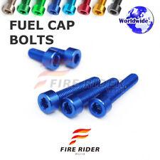 FRW 6Color Fuel Cap Bolts Set For Yamaha FZ8 Fazer 09-16 09 10 11 12 13 14 15 16