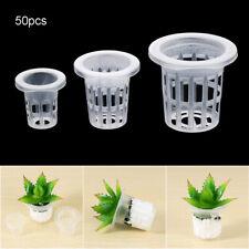 Soilless Hydroponic  Nursery Sponge  Seed Trays Flower Pots Planting Basket