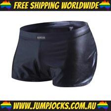Black Shorts - Jocks, Underwear, Gay, Rave *FREE SHIPPING WORLDWIDE*