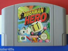 BOMBERMAN HERO -  NINTENDO 64 - N64