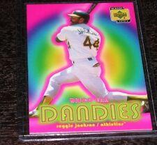 2001 UD Decade 1970's Disco Era Dandies Reg Jackson DE4