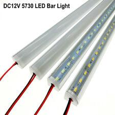 5Pcs/lot Wall Corner LED Bar Light DC 12V 50cm SMD 5730 Rigid LED Strip Light