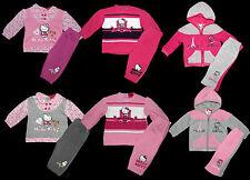 Jogging Costume Hello Kitty Jogger pull pantalon de training 62 68 74 80 86 92 NOUVEAU rose