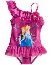 Costume intero bambina - Girl Swimsuit - Frozen - costume mare A0005