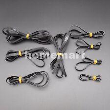 2GT 2GT-200/232/280/400/600/900/1220 Open Closed loop synchronous belt 6mm P:2MM